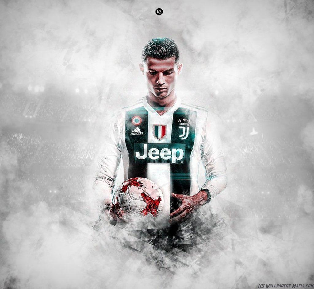 Cristiano Ronaldo Juventus HD Wallpaper Cristiano