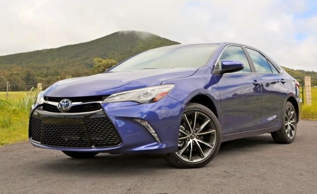 2015 Toyota Camry Review.