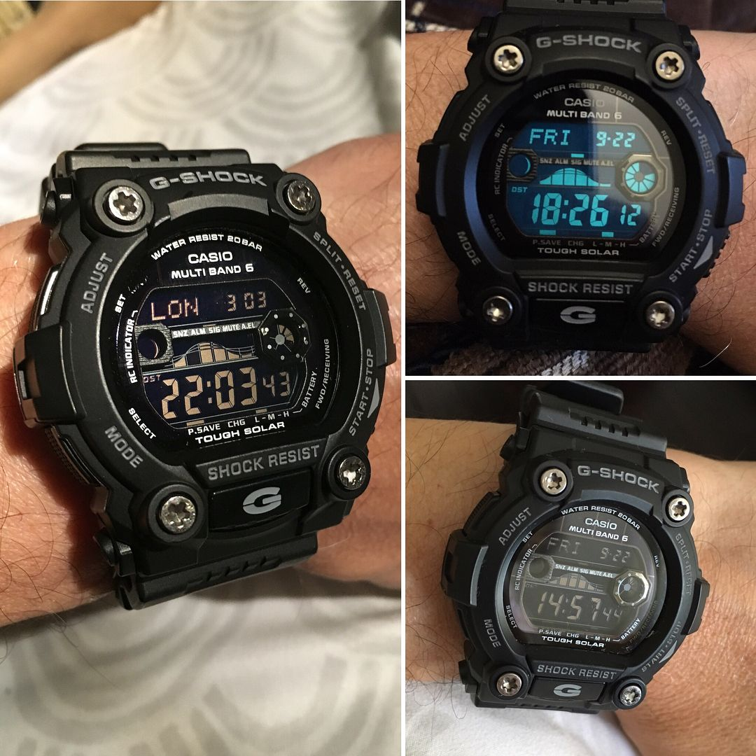 9692b18f9ea jcqnyc  casio  gw7900  gshock  watches  casiowatch  negativedisplay ...