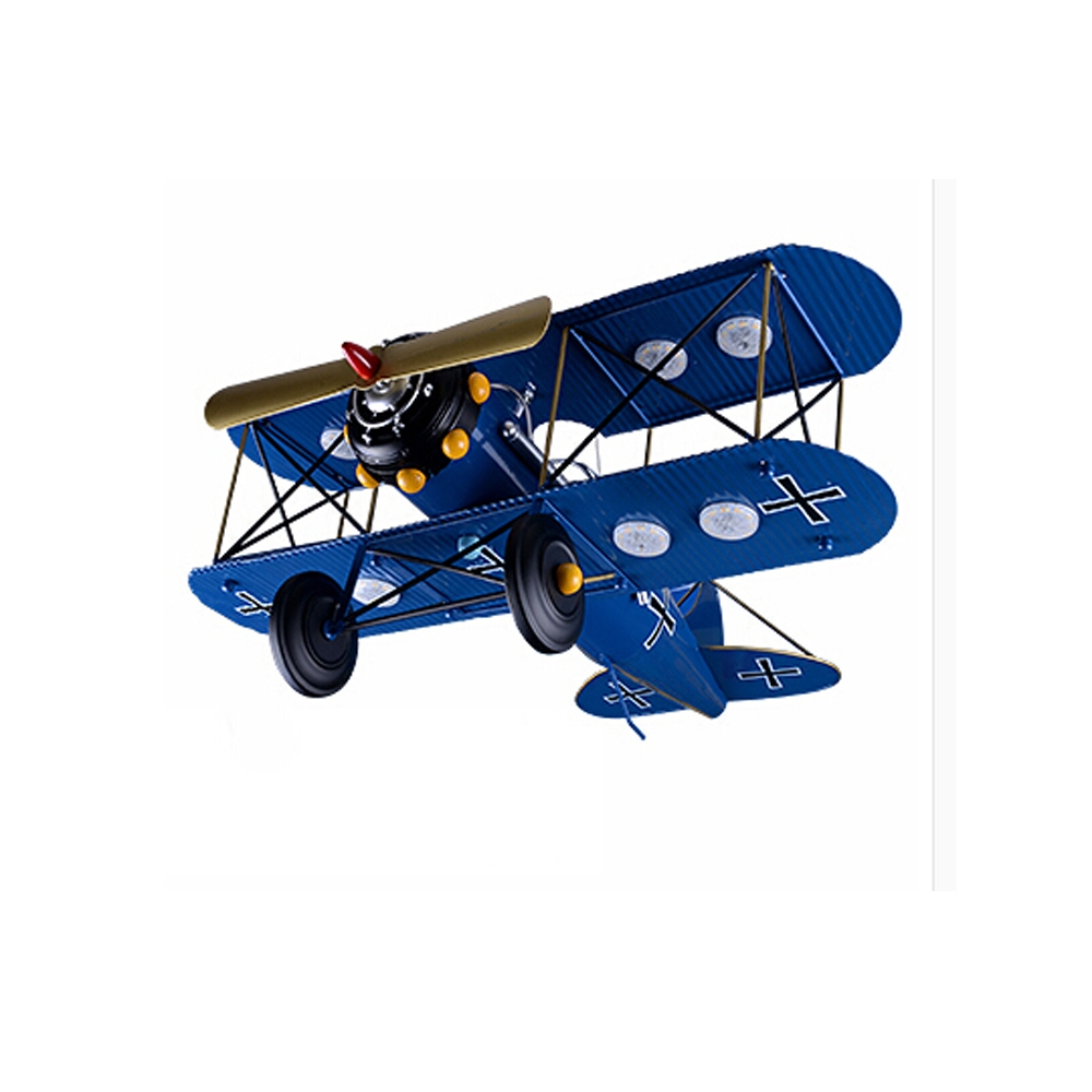 212.50$  Watch now - http://ali5lf.worldwells.pw/go.php?t=32775763699 - Eye Retro Children Iron Airplane pendant lighting Boys Girls Bedroom Bedroom Creative Personality LED Cartoon Lamp