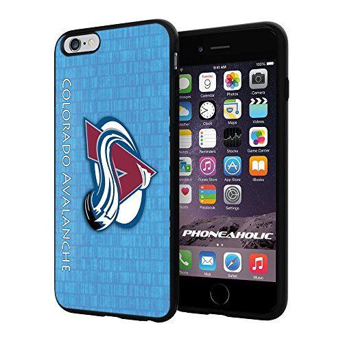 "NHL HOCKEY Colorado Avalanche Logo, Cool iPhone 6 Plus (6+ , 5.5"") Smartphone Case Cover Collector iphone TPU Rubber Case Black Phoneaholic http://www.amazon.com/dp/B00VTX2TLU/ref=cm_sw_r_pi_dp_XpEnvb0M46AEK"