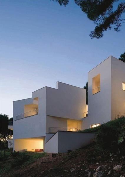 Álvaro Siza Casa en Mallorca Arquitectura, Diseño de