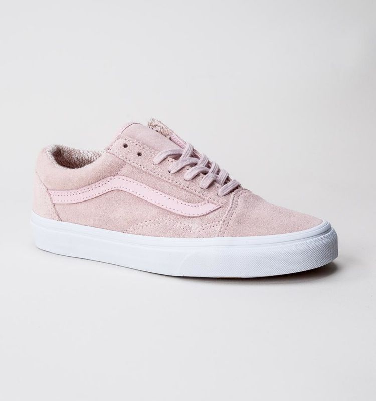 Vans Old Skool (Suede/Woven) Peachskin shoes