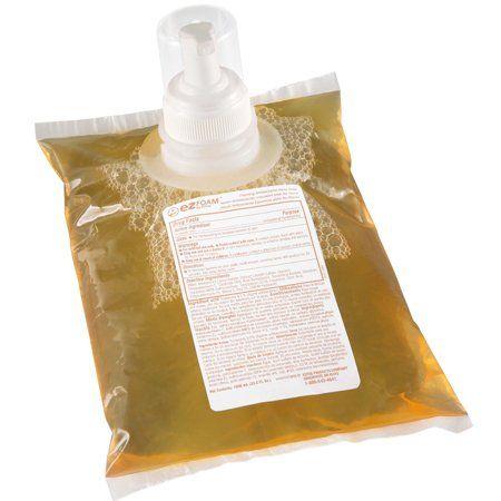 Ez Foam 68941 Antibacterial Hand Soap Wall Refill 1 L Capacity