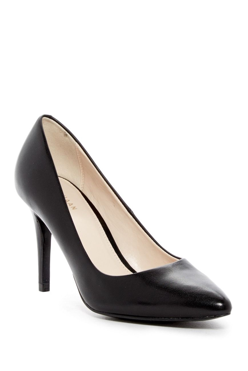 great discount sale detailed look really cheap Cole Haan | Quincy Leather Heel - Wide Width Available in ...