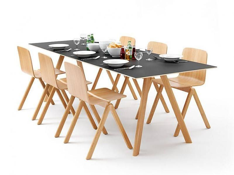 hay copenhague table cph30 300 cm | esszimmertische | pinterest, Esstisch ideennn