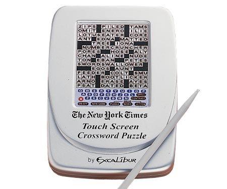 Electronic Crossword Puzzle Crossword Puzzle Crossword