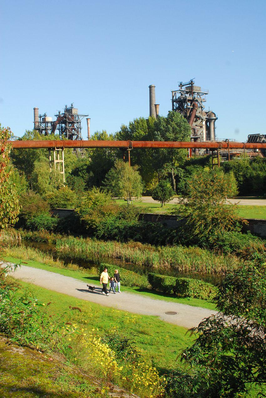 Landschaftspark Duisburg Nord Walking Trails Landschaftspark Duisburg Nord Landschaftspark Duisburg Emscher