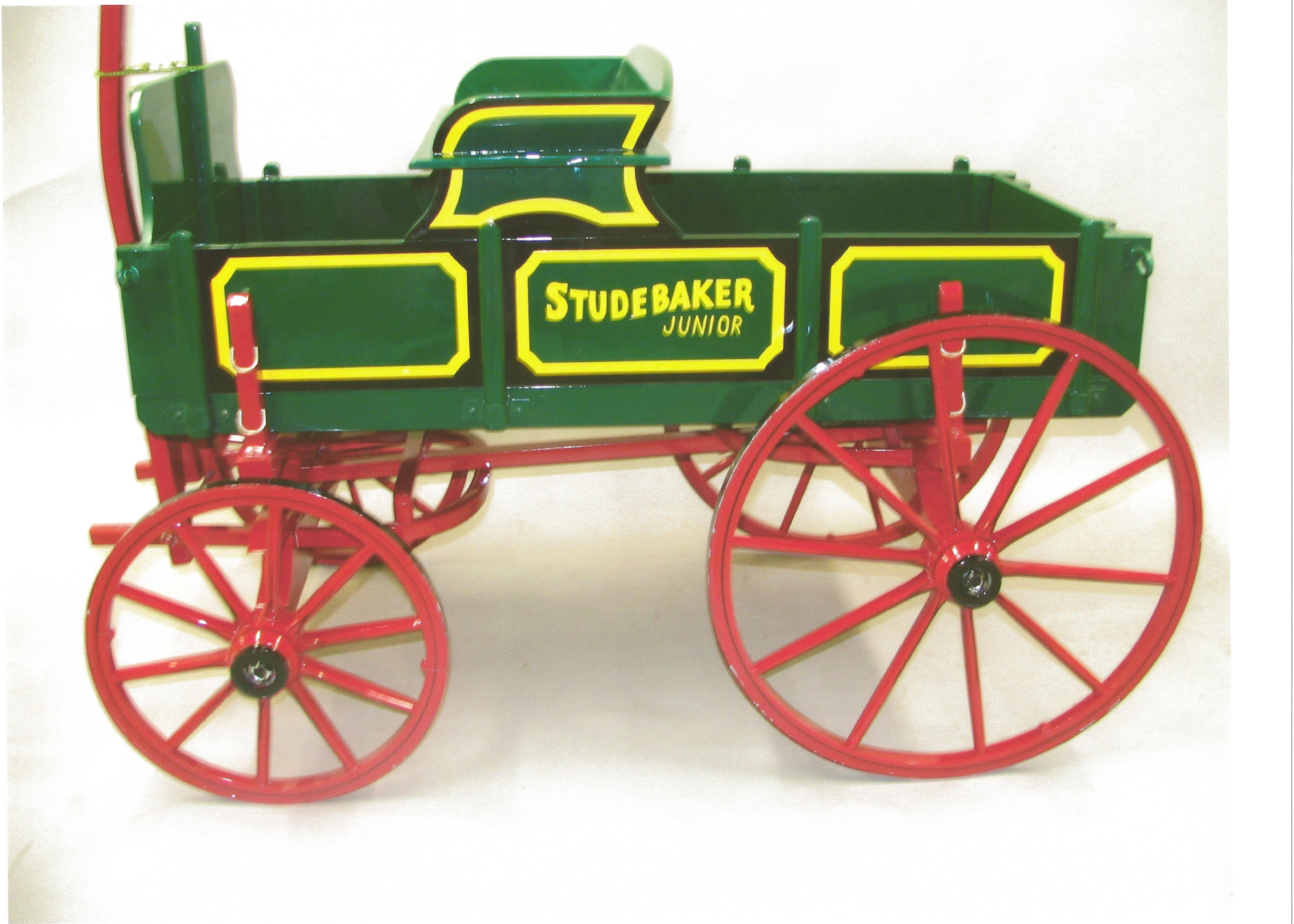 1902 1941 replica of studebaker jr farm wagon crafted by amish 1902 1941 replica of studebaker jr farm wagon crafted by amish wagon builder allen miller manufactured by south bend toy mfg co note blueprint plans to malvernweather Images