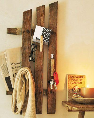 17 best images about wohnideen on pinterest curtain rods modern garten und bauen - Deko Selber Machen Mit Holz