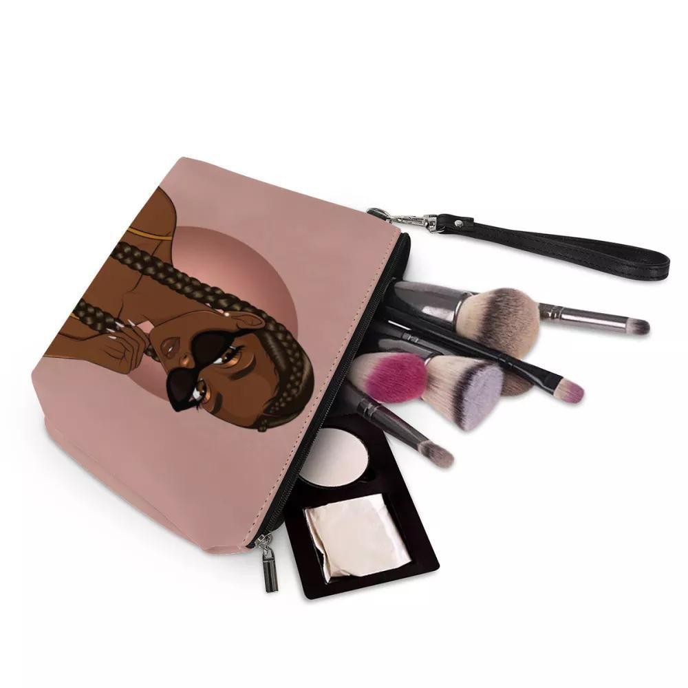 Braid It Up – Make-up Armband Tasche