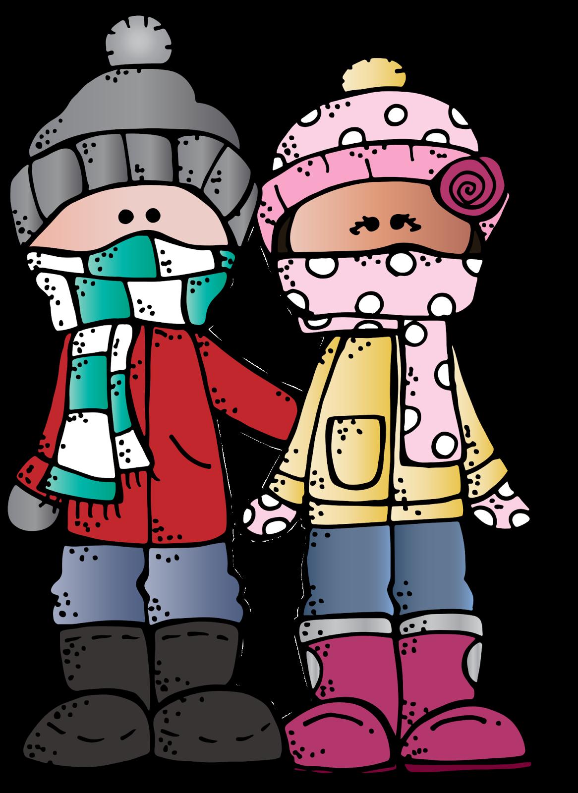 Melonheadz Illustrating Happy Winter