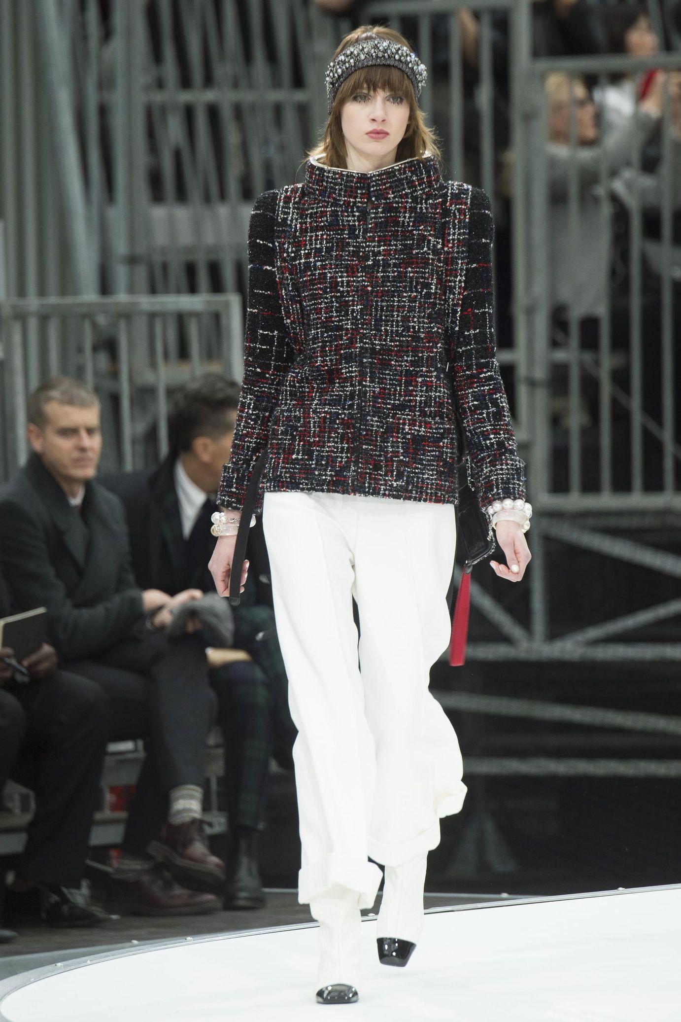 Défilé Chanel prêt,à,porter femme automne,hiver 2017,2018