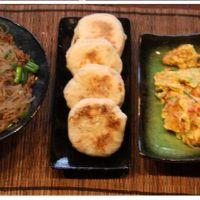 Phing and Go-nga - Tibetan breakfast!