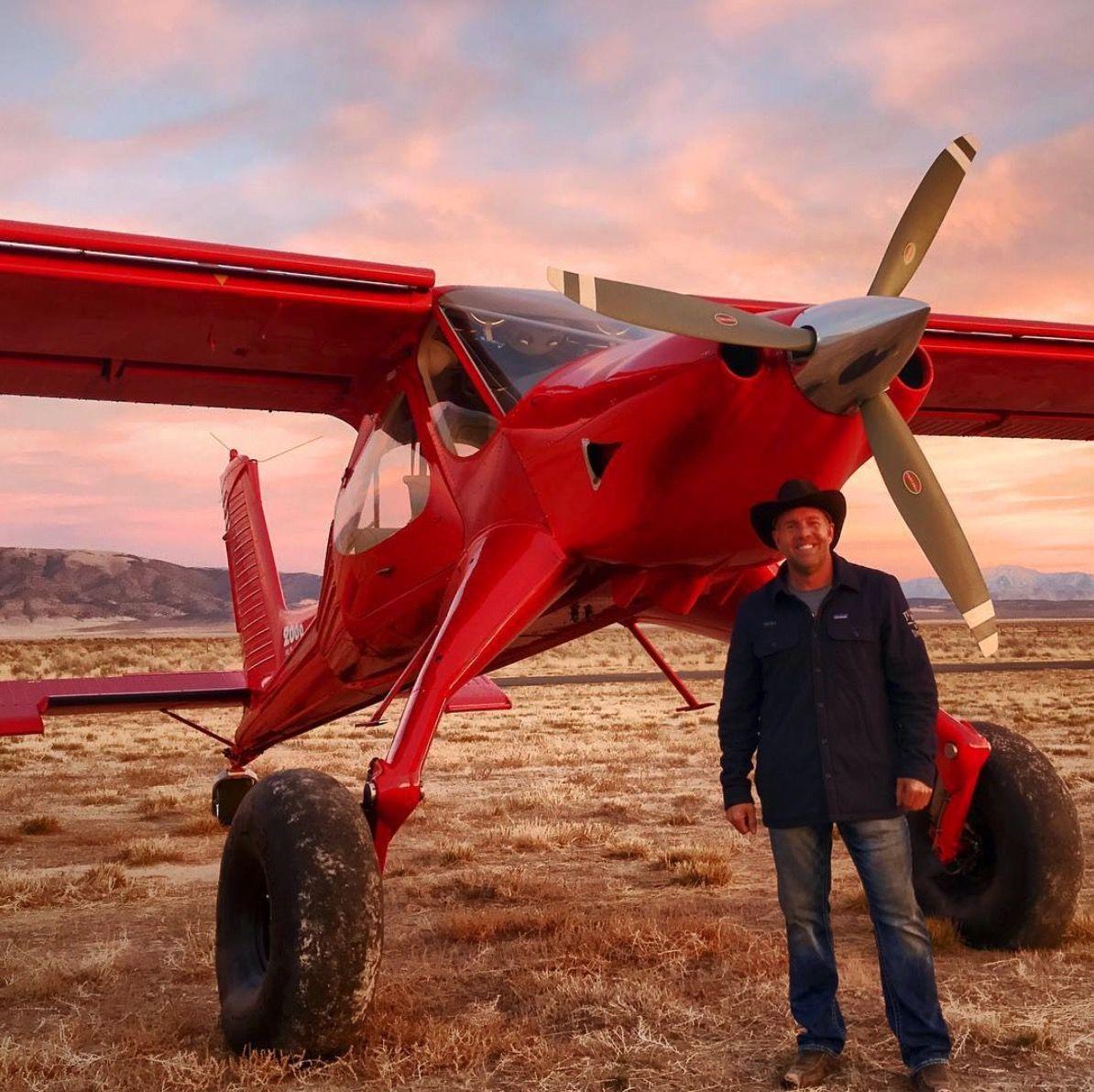 Mike Patey's Draco - The STOL Beast of Oshkosh | Bush plane