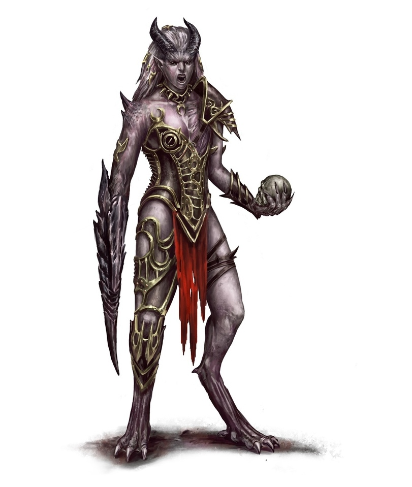 Slaanesh :: Chaos (Wh 40000) :: Warhammer 40000