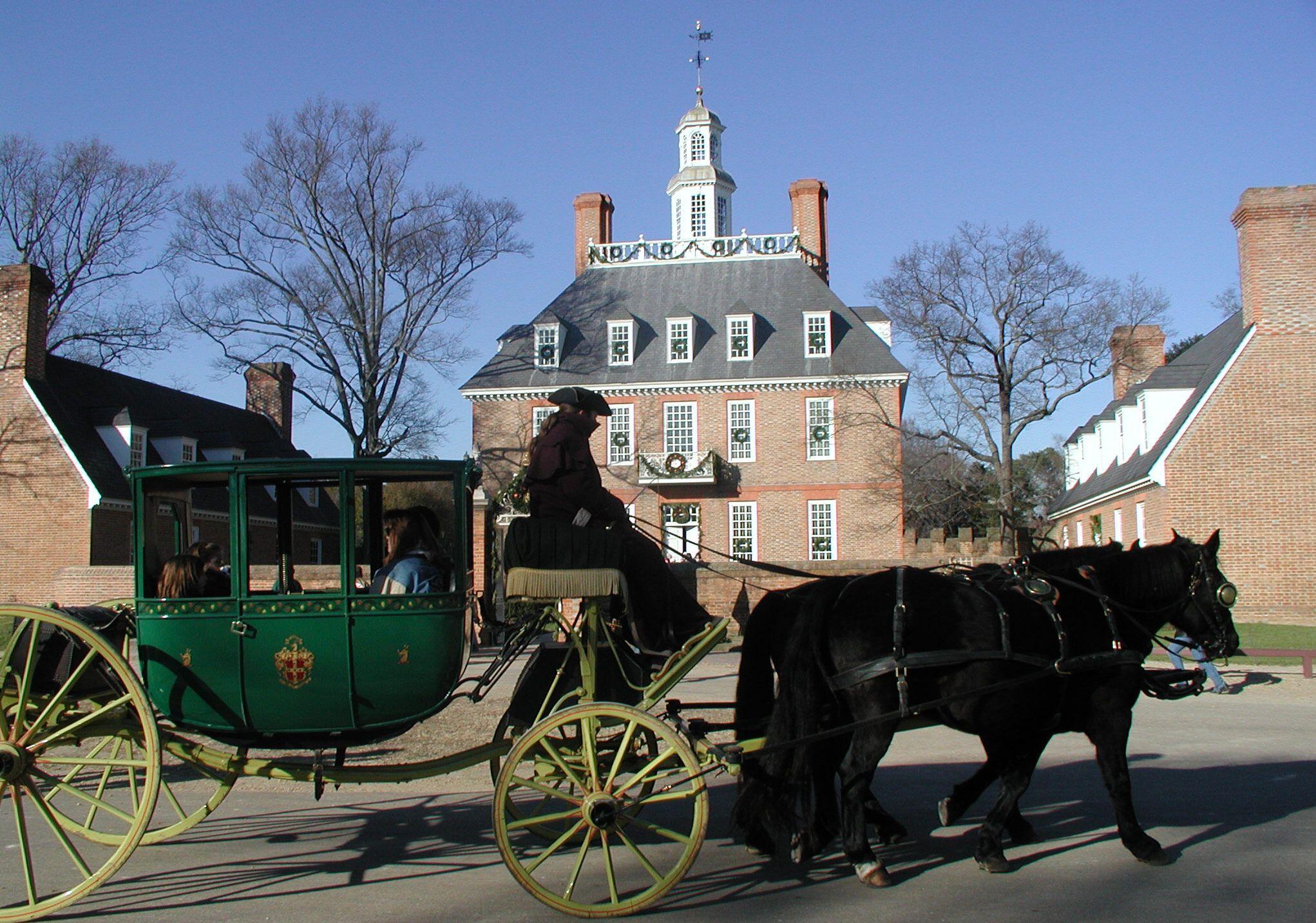 Why Williamsburg Virginia Colonial Williamsburg