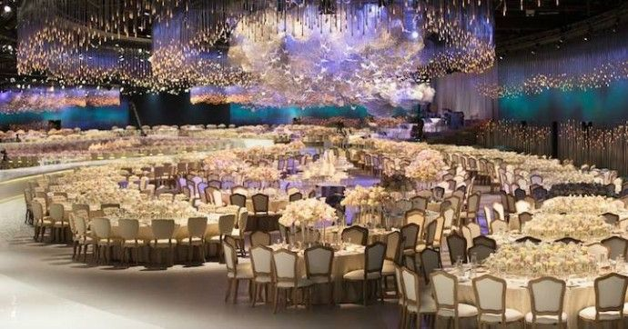 Ethereal Wedding Venues Wedding Reception Design Ethereal