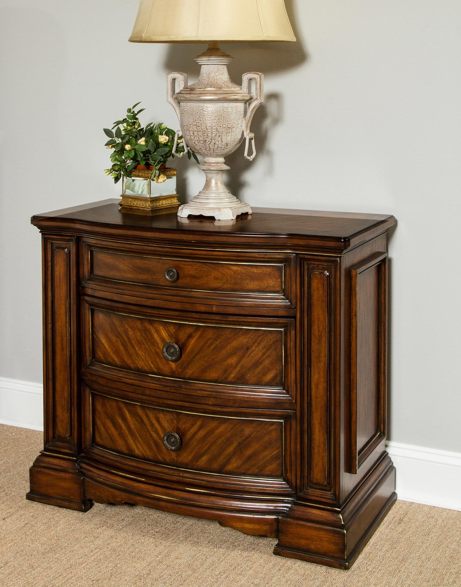 Devonshire Nightstand In Cherry Fairmont Designs Furniture