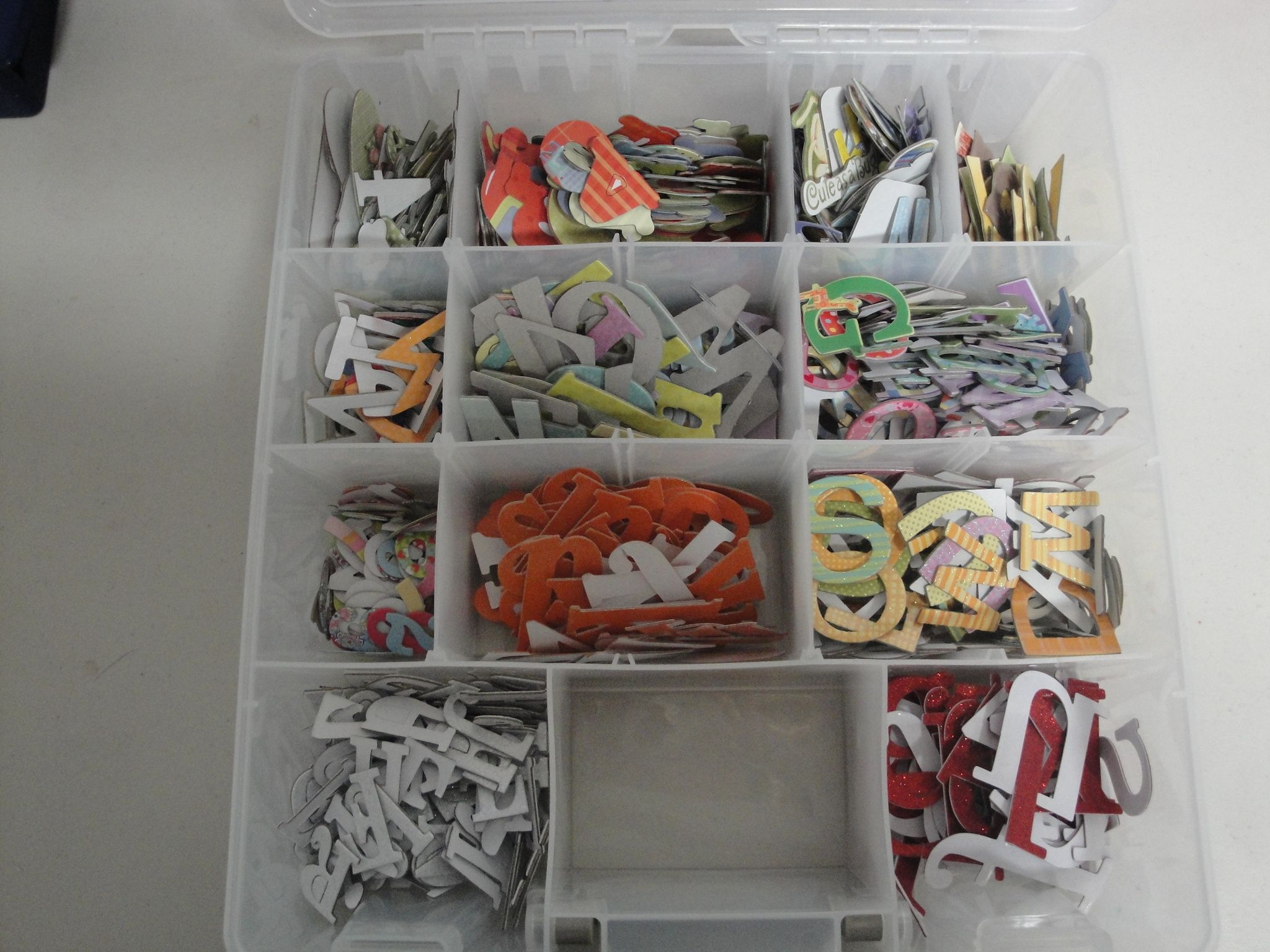 Chipboard Storage - Scrapbook.com