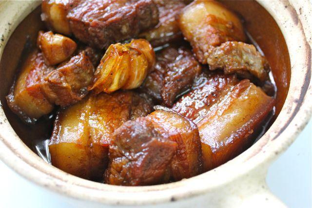 Braised Pork Belly Humba Recipe