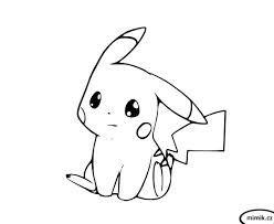 Bildergebnis Für Pikachu Ausmalbild Pikachu Zeichnen