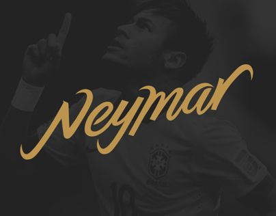 A branding proposal / personal project- The World Cup is only around the corner, with Neymar being one of the main poster boys of the event. I didn't like his current identity, so proposed a new solution.I may develop t-shirts using the design.If yo…
