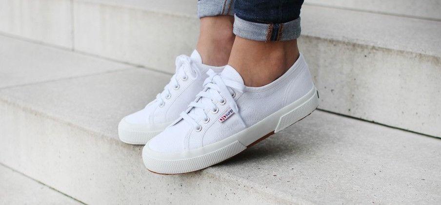 #Superga 2750 White www.superga.com.sg · Superga ShoesMaterial ...