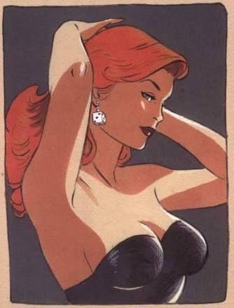 cartoon french erotic