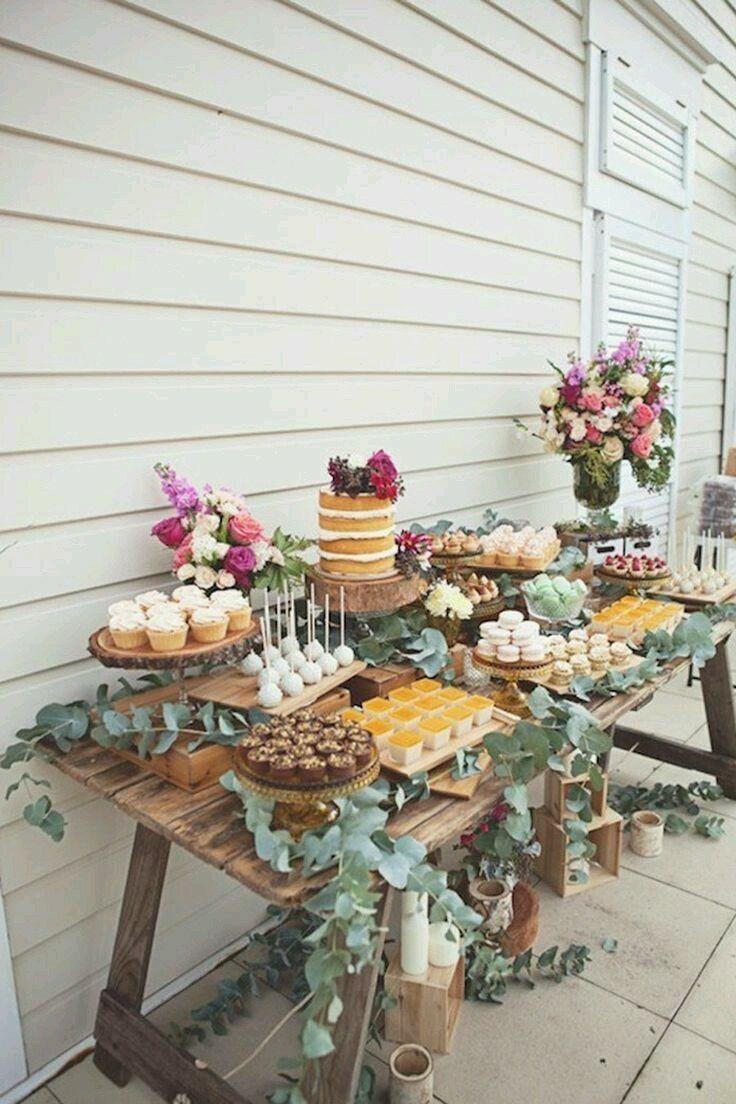 Desert Table inspiration | Desserts | Christmas | Pinterest ...