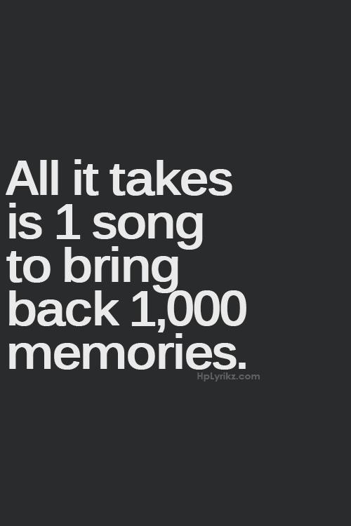 Best going away songs