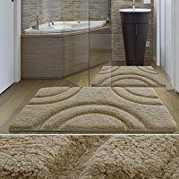 Tappeto da bagno moderno casa pura® linea Luxury Vesta