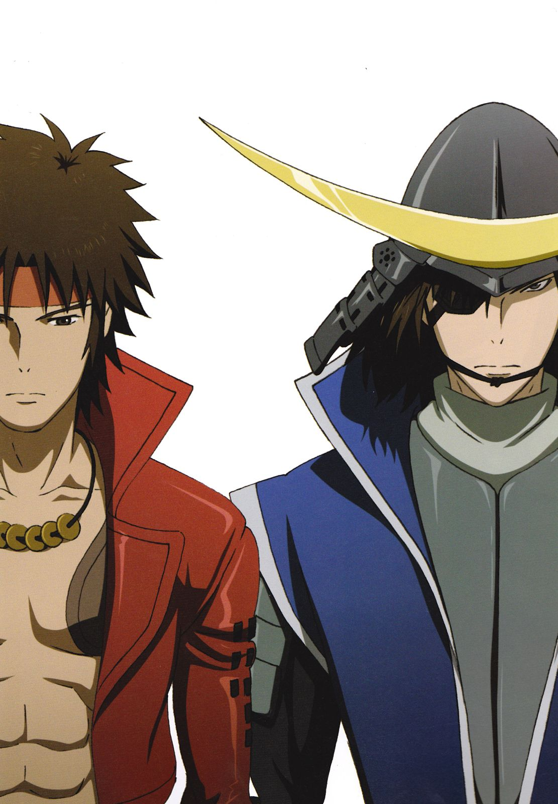 Date Masamune, Sanada Yukimura, Sengoku Basara Basara