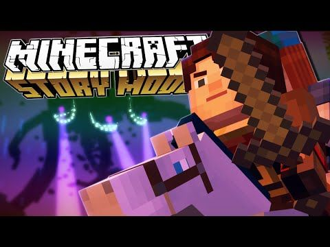The Diamond Minecart Minecraft Story Mode A Block And A Hard