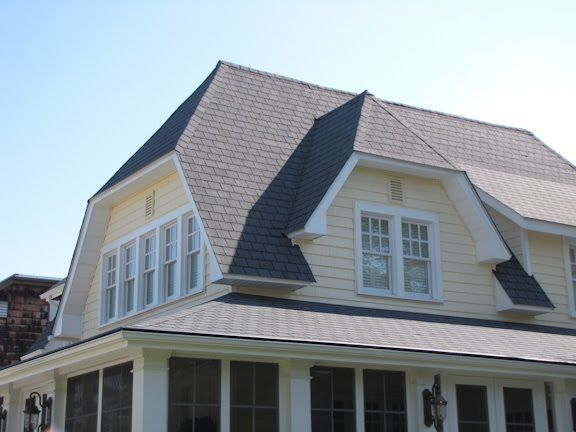 Pics For Clipped Gable Roof Hip Roof Gambrel Roof Roof Design