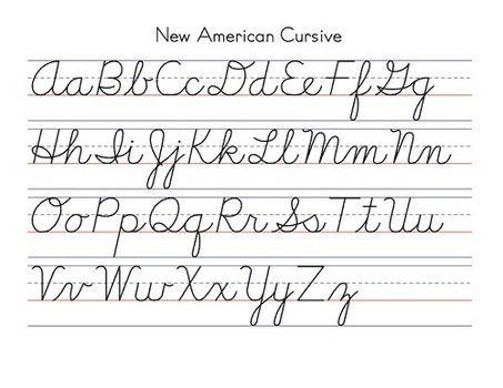 What Grade Do Kids Learn Cursive - Laptuoso