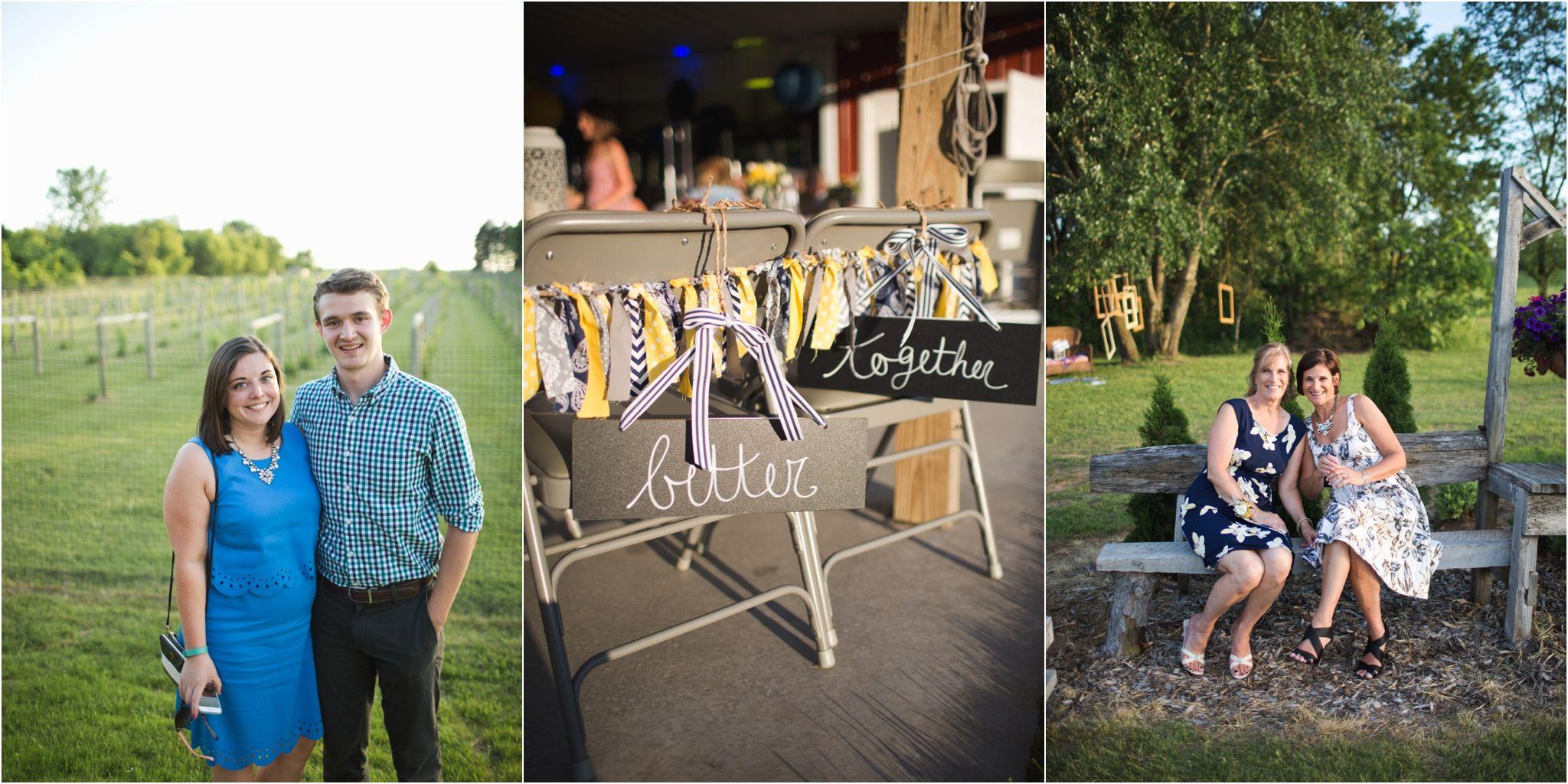 Joe   Ashley: Whistlers Knoll Wedding! » Generations Wedding Flowers