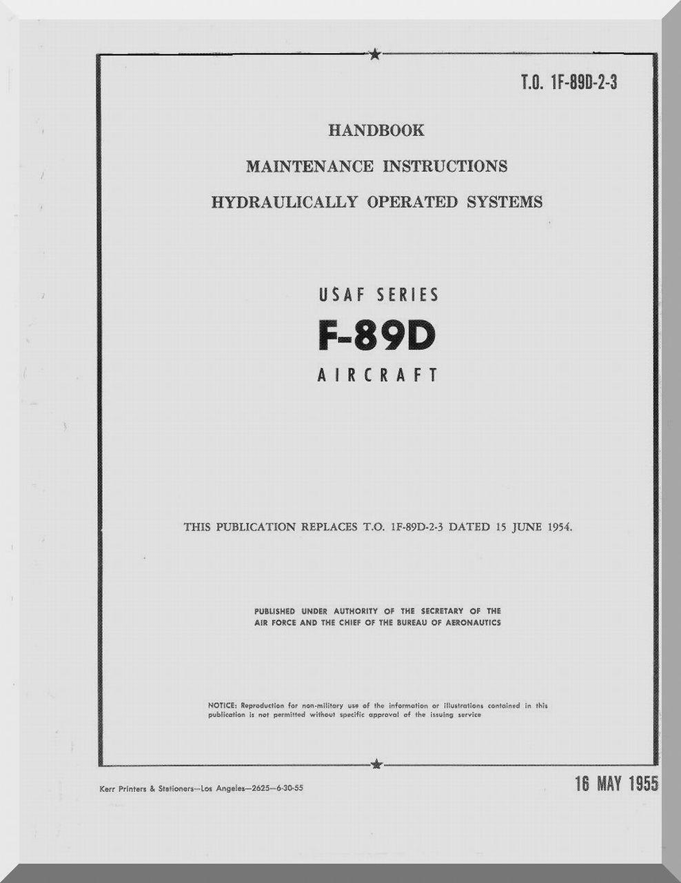Stinson L-5 Aircraft Erection and Maintenance Manual , AN 01-500B-2, 1943  in 2018 | Aircraft Reports - aircraft manuals blueprints aviation  publications ...