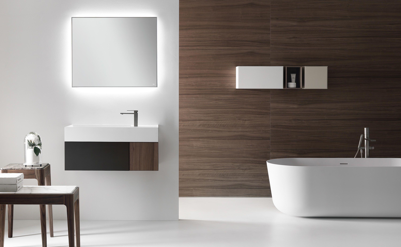 Quattro.Zero Mobili lavabo di Falper   Mobili lavabo - Progetta il ...
