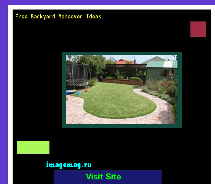 Free Backyard Makeover Ideas 123330 - The Best Image Search - Free Backyard Makeover Ideas 123330 - The Best Image Search