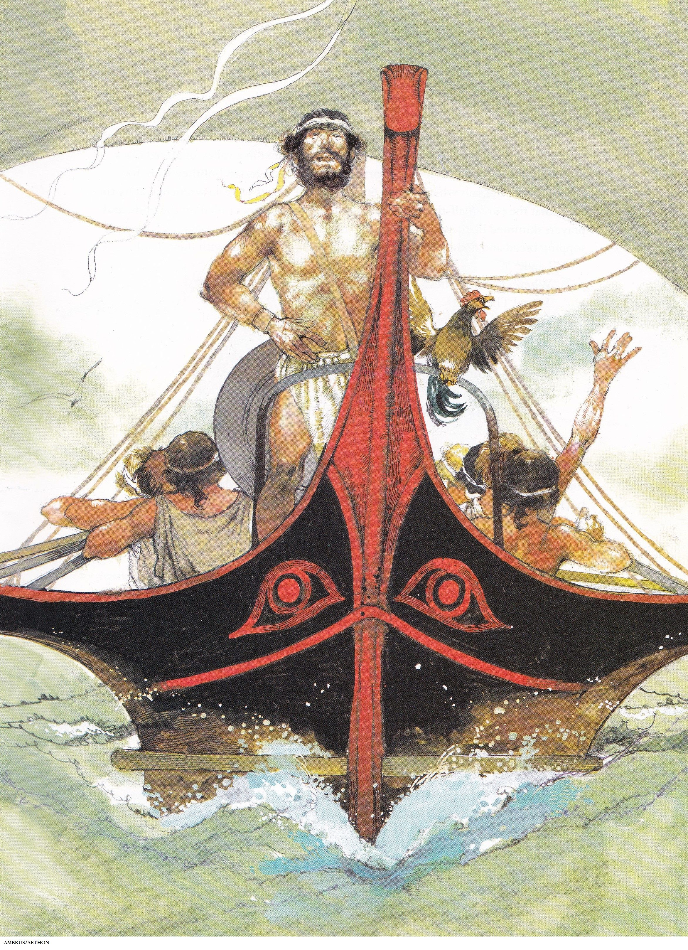 heroic odysseus Odysseus may not appear heroic to a modern reader he frequently tells lies he's a married man who sleeps with goddesses he fails to get even one of his men safely home to ithaka.