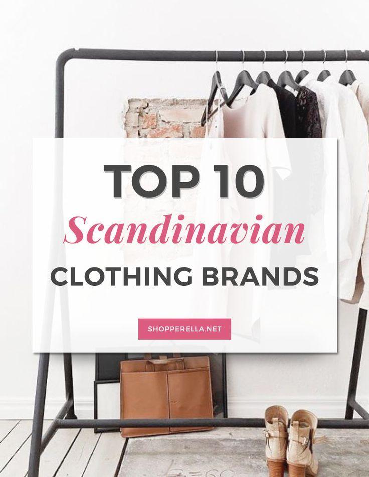 Scandinavian Clothing Brands Top 10 Modern Minimal Scandinavian Clothes Scandinavian Style Clothes Minimalist Clothing Brands