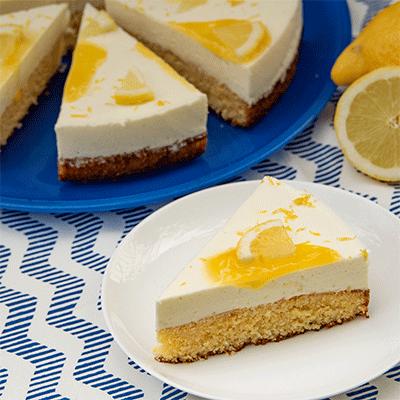 Zitronen schmand kuchen
