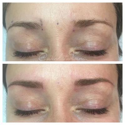 5b6f2962d52 Jen (pic #2)Wink Studio Inc. | beauty stuff | Perfect eyebrow shape ...