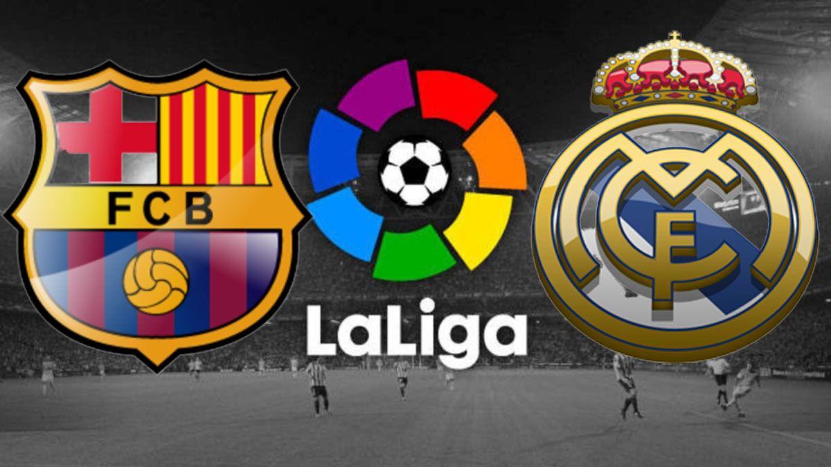 Laga Barcelona VS Real Madrid Diundur Tanggal 13 Desember