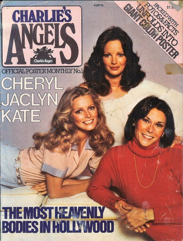 Pin By Doval On The Angel From South Dakota In 2020 Cheryl Ladd Kate Jackson Charlies Angels