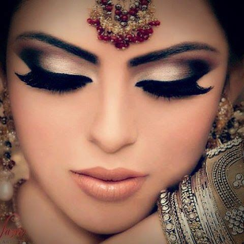 new bridal eye makeup 2015 pictures  #bridal #eyemakeup2015 #brides #makeup #makeupartist