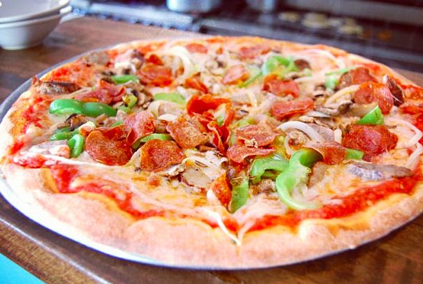 17+ Santa monica pizza kitchen menu info