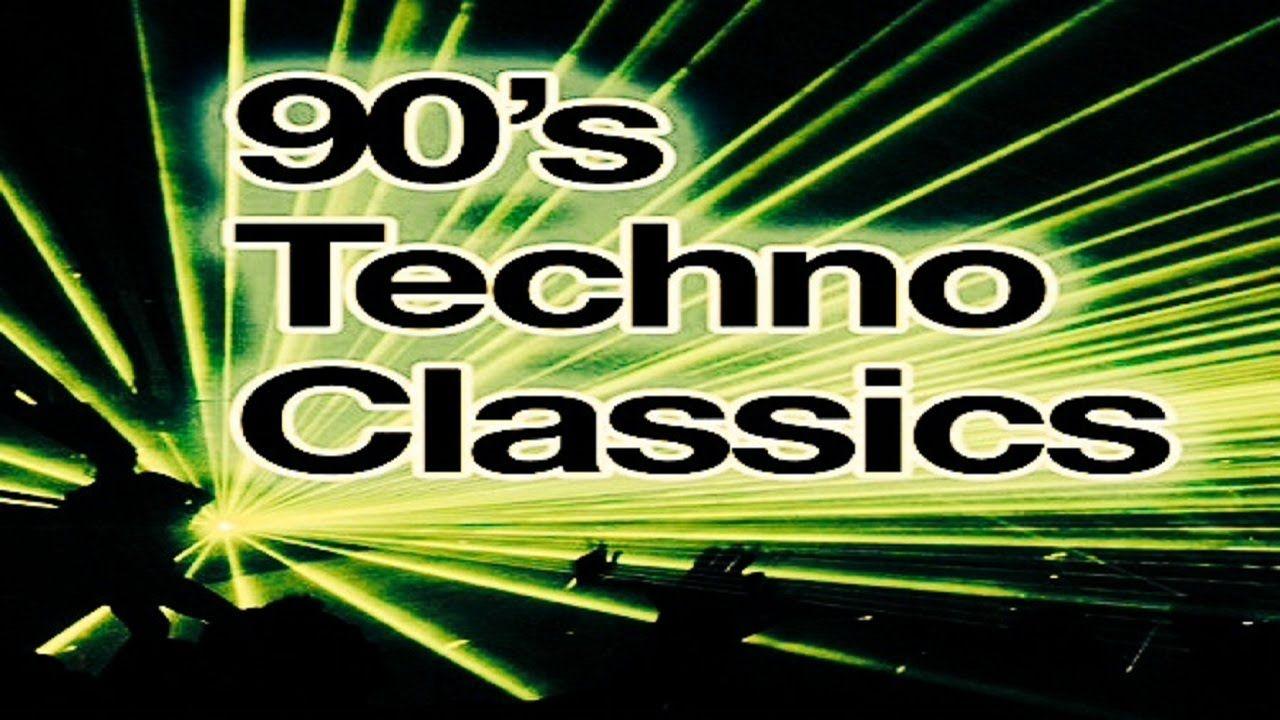 90's Techno/Trance Classic Mix Techno/Trance der Ersten