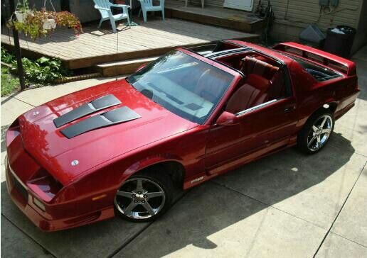 T Top Camaro >> 86 Camero Z28 W T Top Fan Camaro Iroc Chevrolet